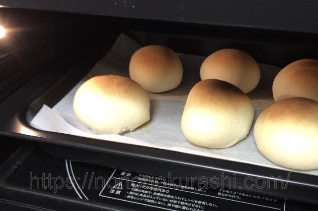 バルミューダ ザ レンジとパン