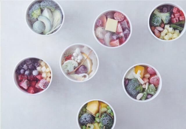 スムージーのサブスク【Green Spoon】冷凍材料