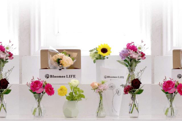 Bloomee LIFEの花束