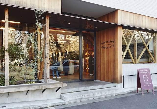 ダンデライオン・チョコレート蔵前店